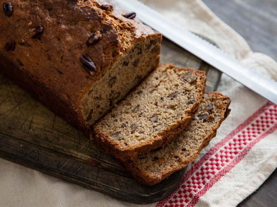 نان موزی ، ایده جذاب برای صبحانه