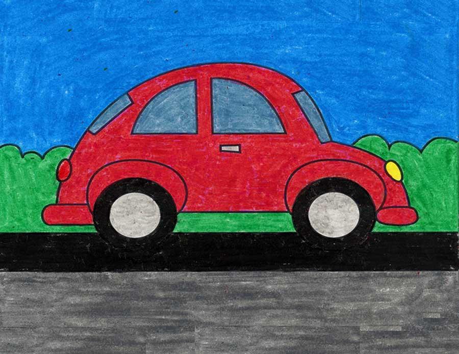 نقاشی ماشین