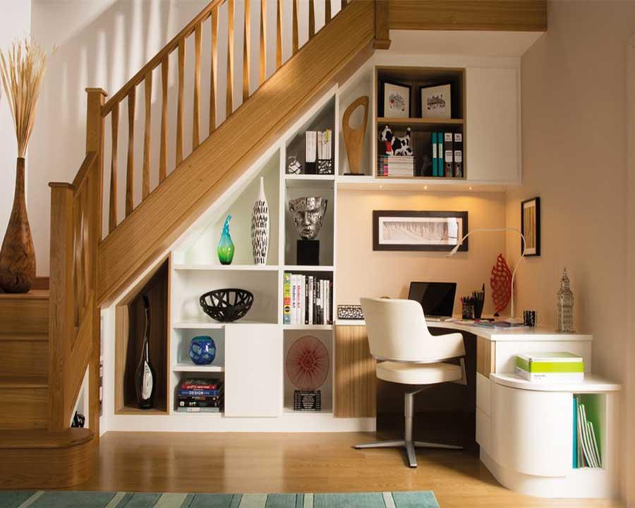 فضای مناسب کار در خانه کوچک