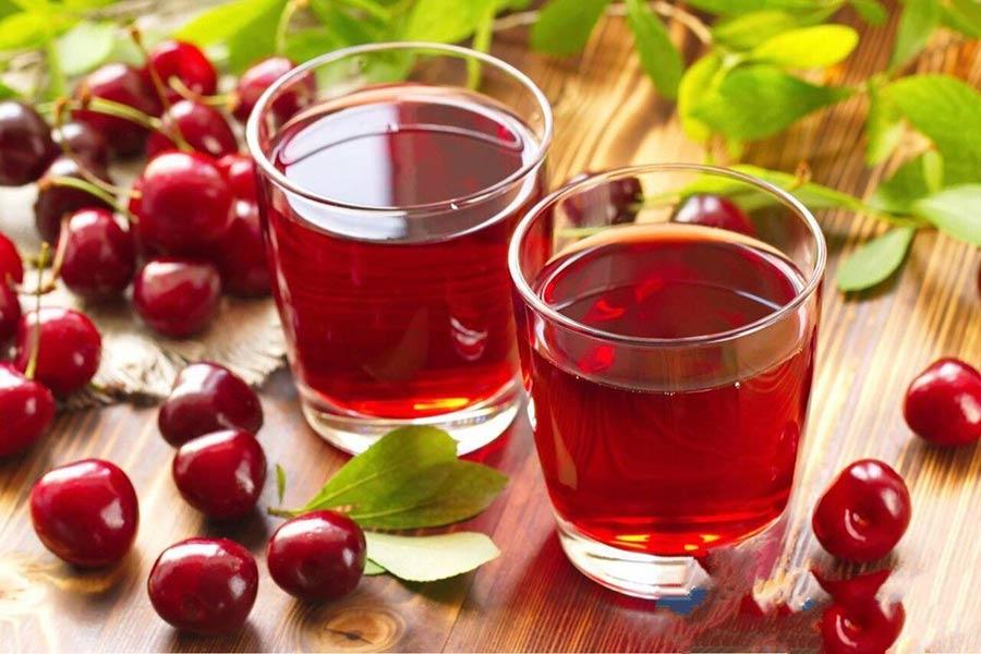 مواد لازم برای چای آلبالو