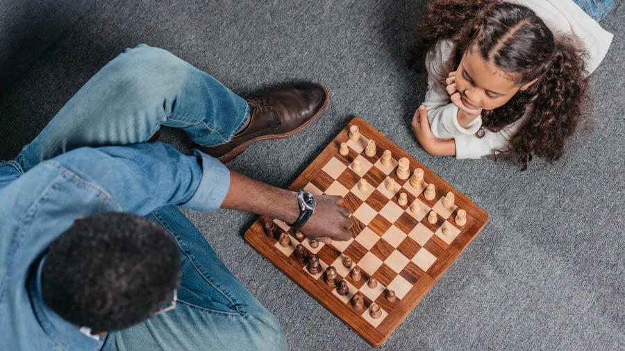سرگرمی های جالب شطرنج