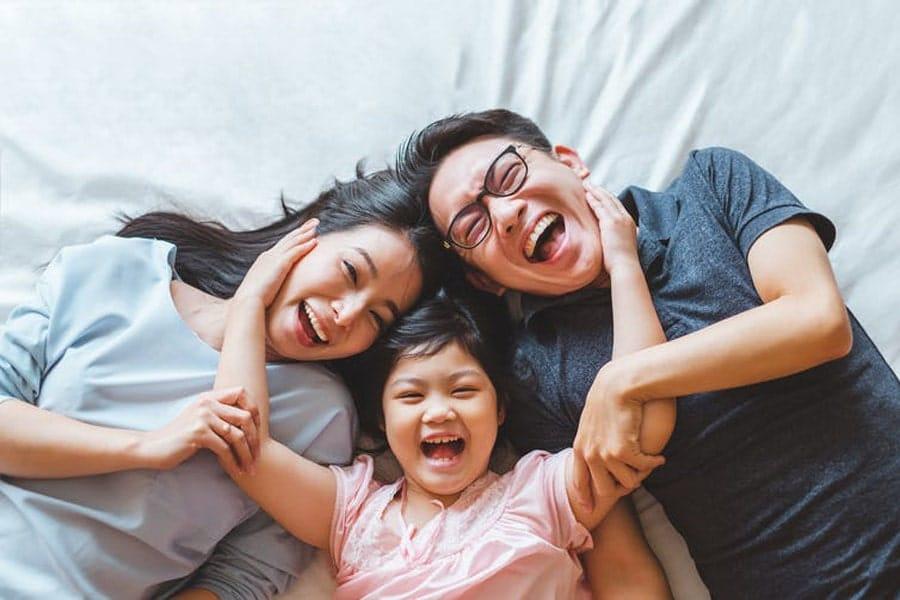 تاثیر عشق در خانواده
