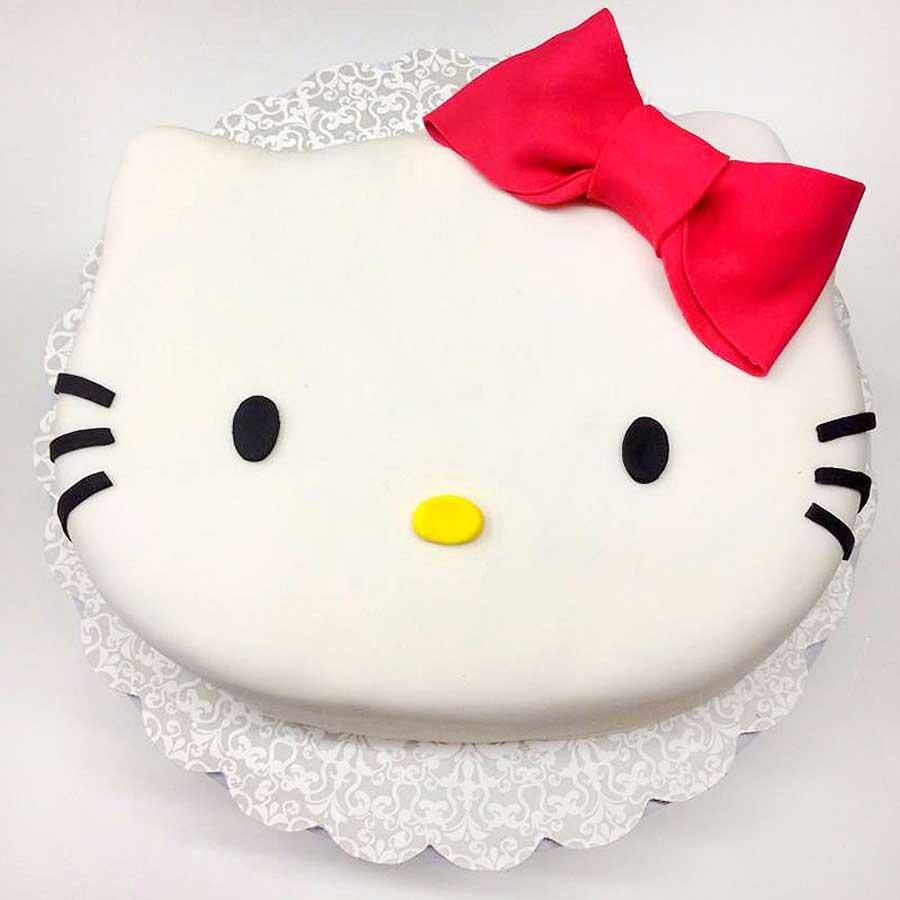 کیک های طرح کیتی