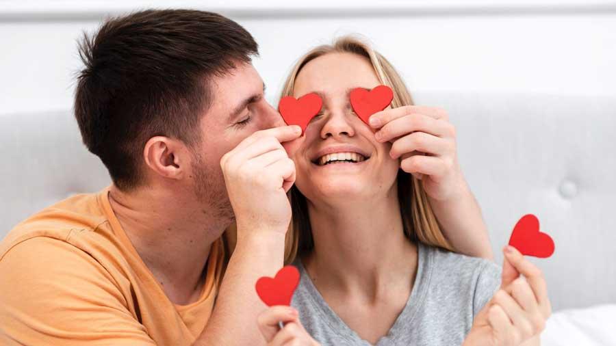 محبت و علاقه مندی