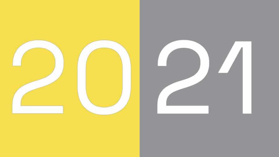 رنگ سال 2021