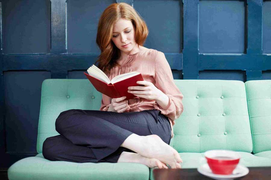 کتاب خوانی و مطالعه
