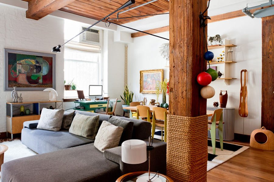 جدیدترین ایده ها برای تزیین ستون خانه