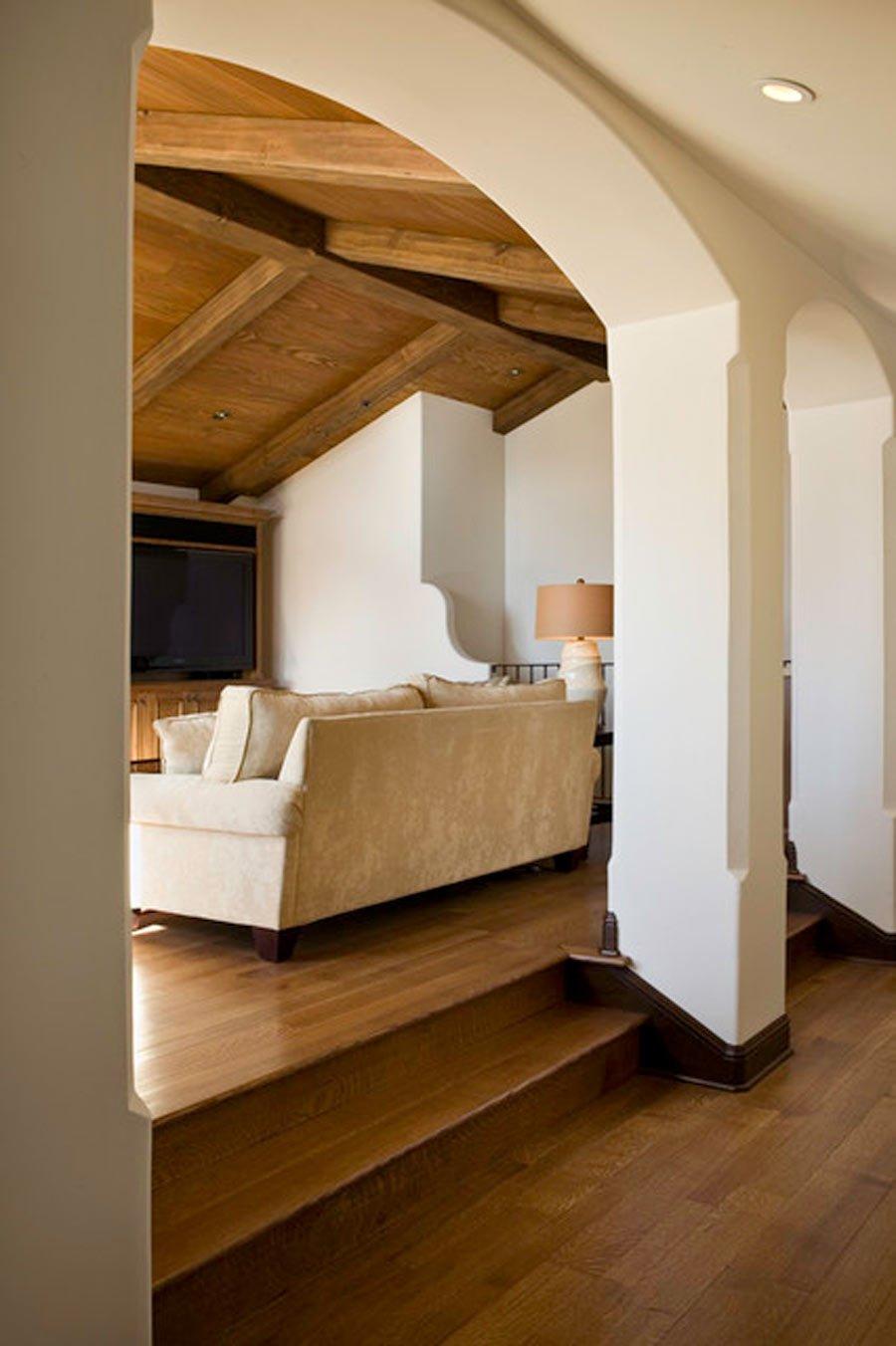 نمونه ایده برای ساخت دکور ستون خانه