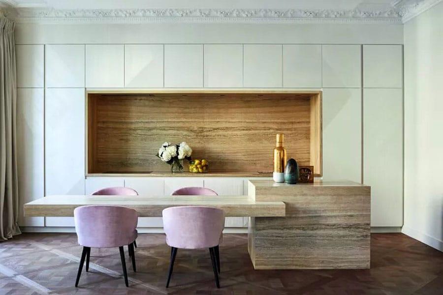 کابینت مخفی در دکوراسیون آشپزخانه