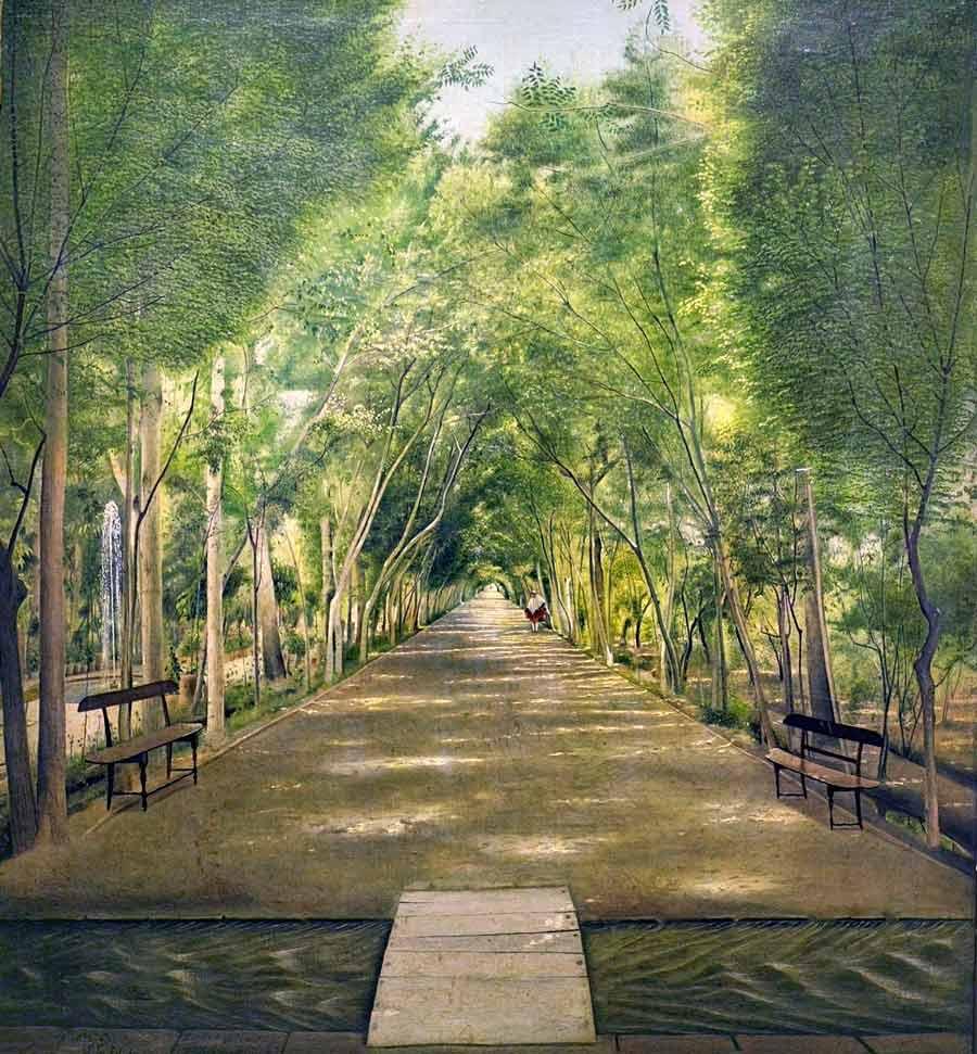 نقاشی خیابان دوشان تپه