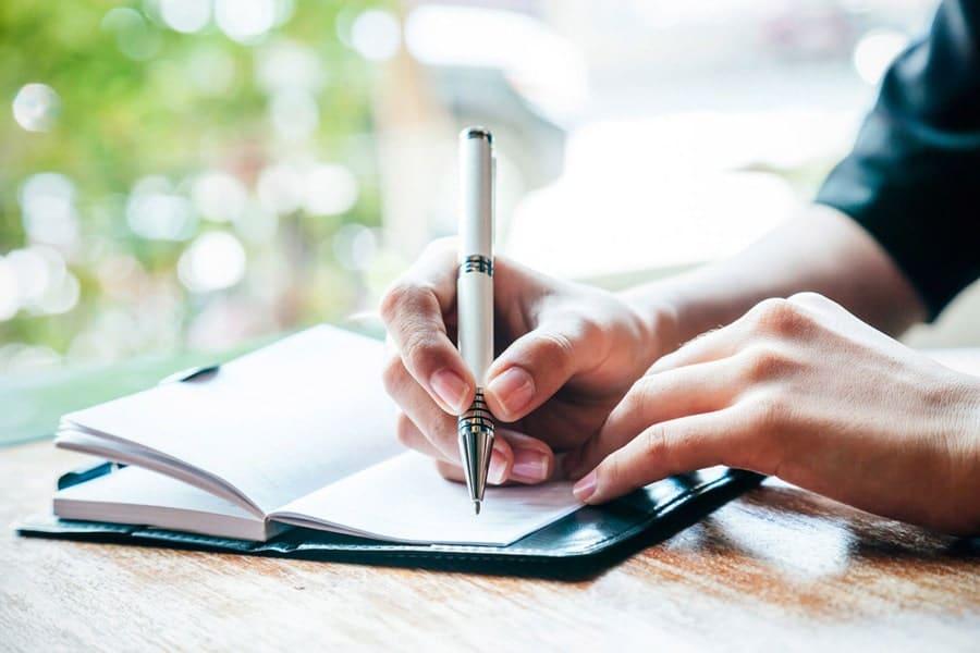 مهارت نویسندگی از بهترین مهارت های زندگی
