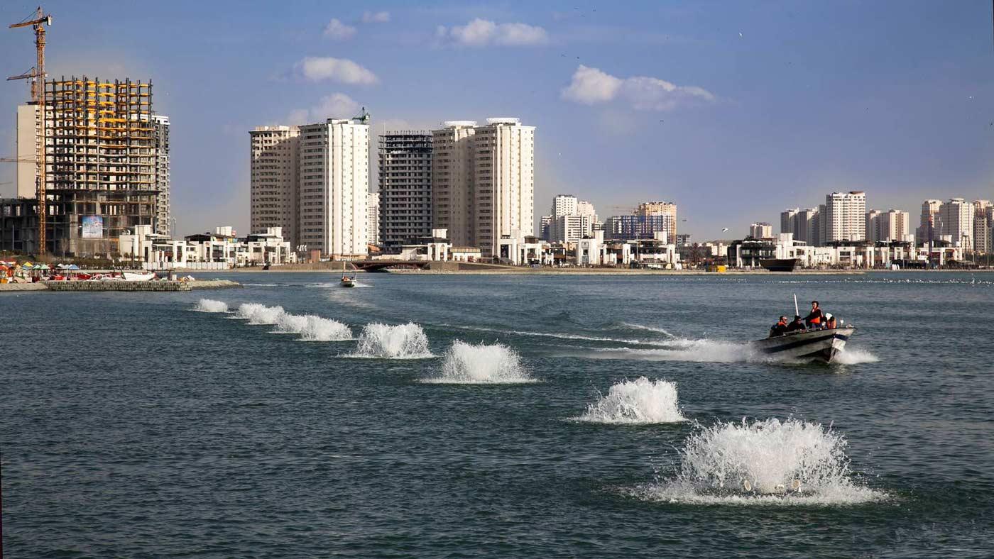 دریاچه شهدای خلیج فارس