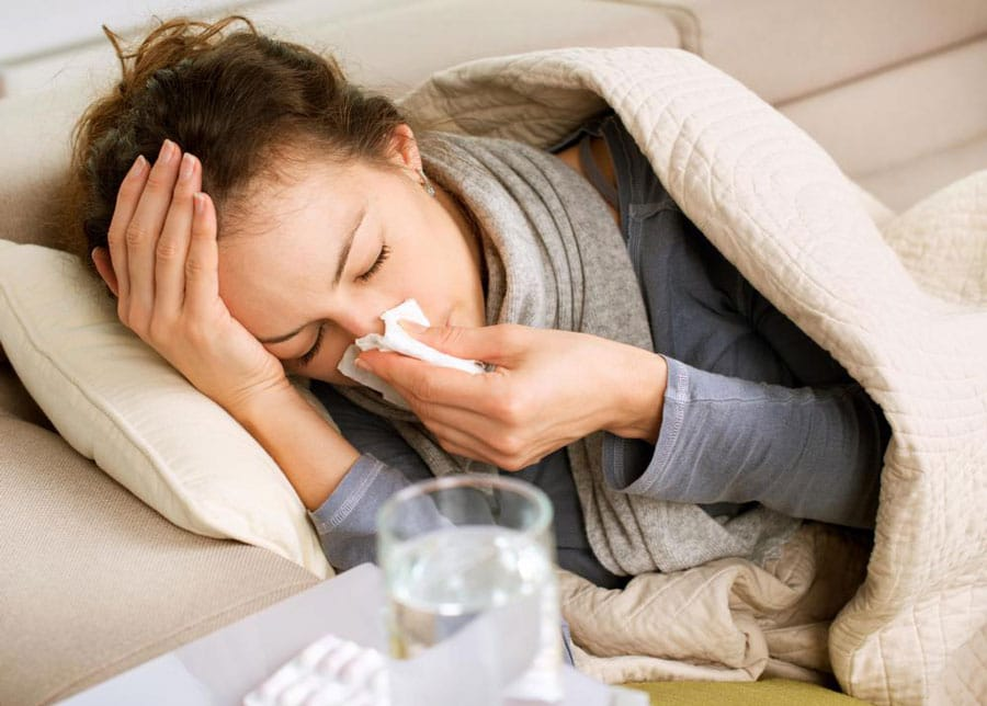 علائم آنفولانزای خوکی