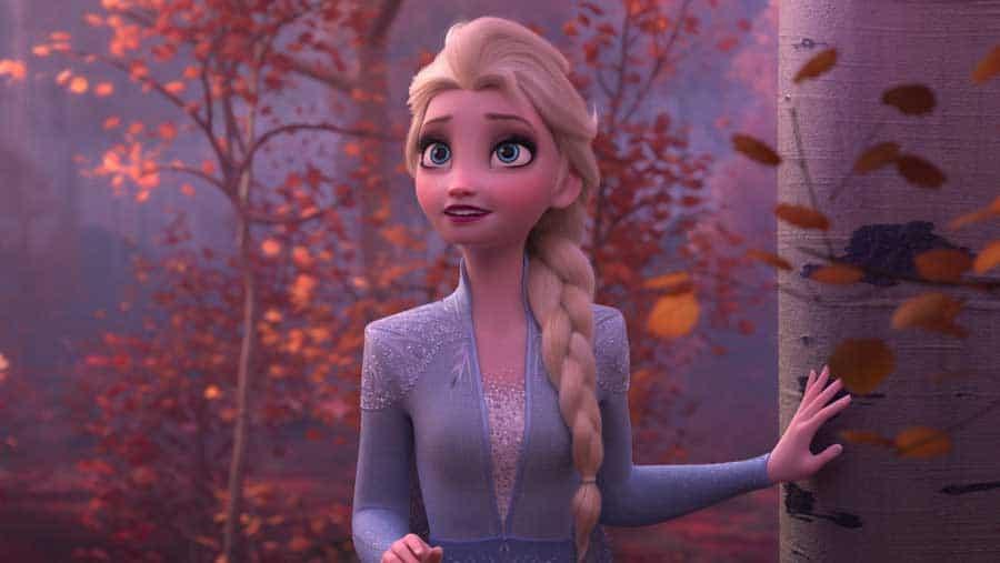 السا در کارتون کودکانه