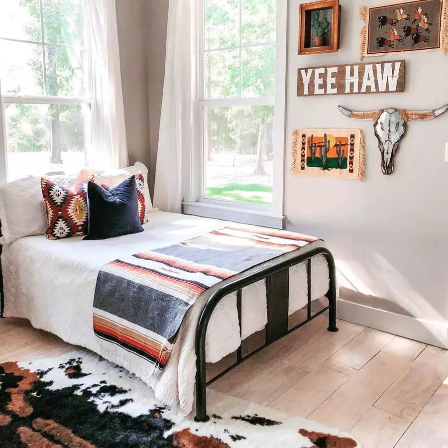 اتاق خواب کابویی
