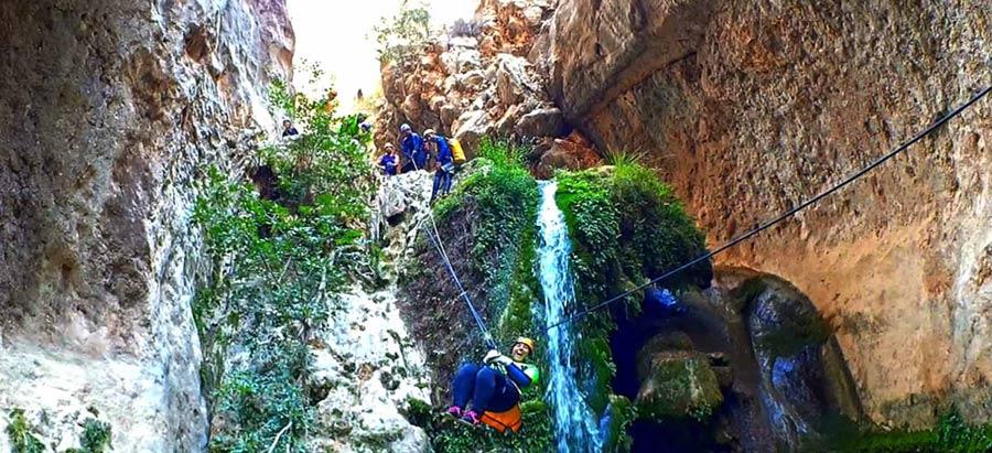 دره رغز شیراز
