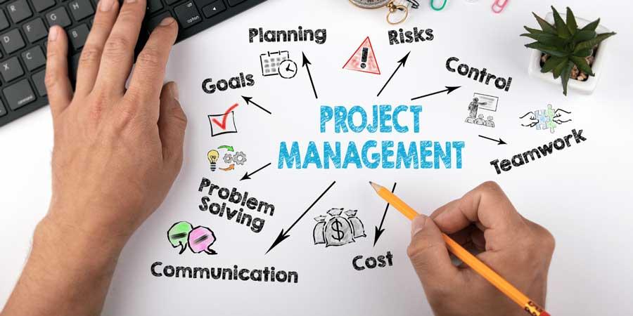 پروژهها با توجه به نیاز و درخواست مشتری شکل میگیرند
